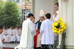 Gp. Thanh Hóa: Đại Lễ Kính Thánh Giuse - Quan Thầy Giáo Phận và Truyền Chức Phó Tế